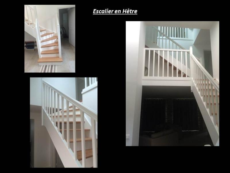 Escalier en Hêtre Lepretre SARL